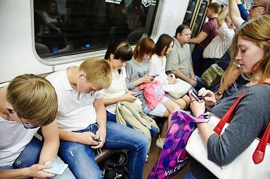 Игра для пассажиров метро Москвы и Санкт-Петербурга